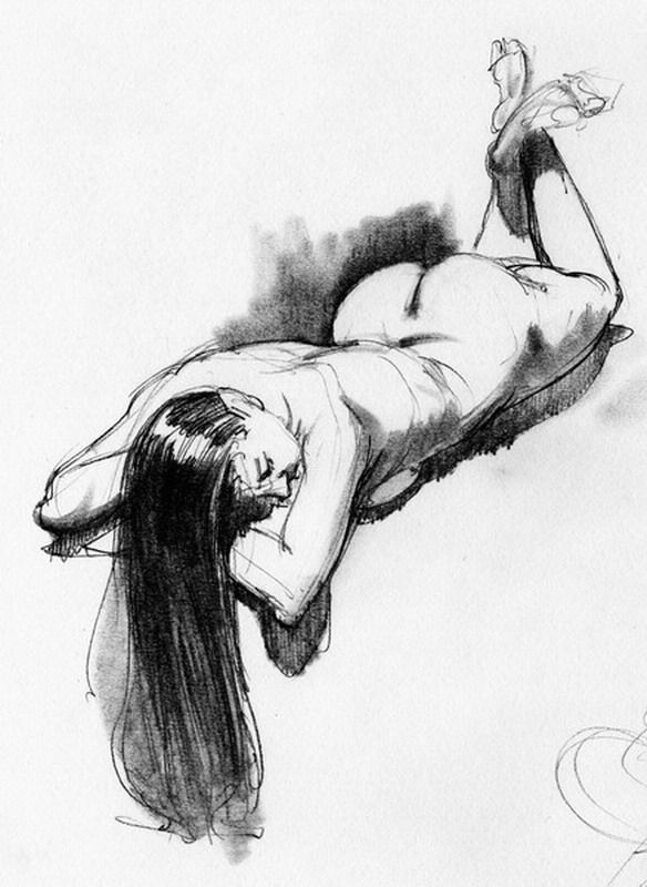 Figure Drawing – Female