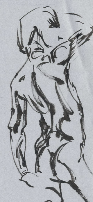 Figure Drawing – Male
